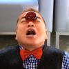 Qtubeバトル!出川中岡のノーハンド顔面ゼリー食べる動画を紹介~鶴瓶・中居・今田・加藤さんは挑戦する?