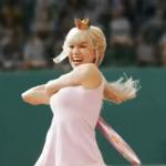 二階堂ふみがピーチ姫に!長編CM動画は?テニスウェア脇姿画像やサッカーもマリオとデカビタCで乗り切る!