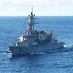 海上自衛隊護衛艦「さざなみ」の名前の由来は?いずもに続き米艦防護2隻目として広島呉を出港